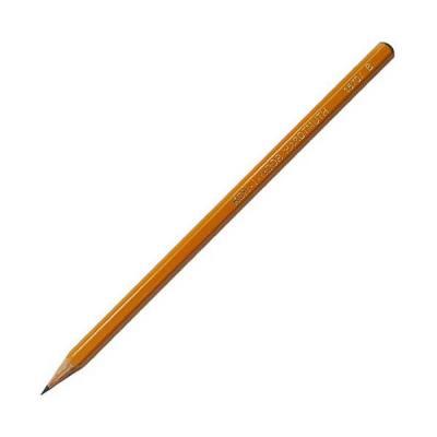 Карандаш чернографитный Koh-i-Noor 1570 B 17.5 см 1570 B карандаш чернографитный koh i noor microkosmos 1231 36007 1231 36007