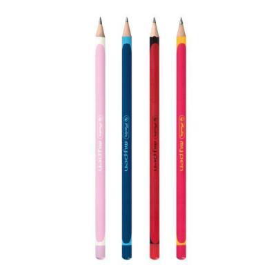 Карандаши чернографитные Herlitz My Pen HB 2 шт 17.5 см 10786952 в ассортименте 10786952