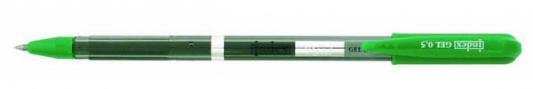 Гелевая ручка Index Reed зеленый 0.5 мм IGP111/GN