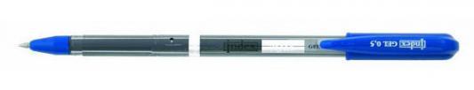 Гелевая ручка Index Reed синий 0.5 мм IGP111/BU IGP111/BU