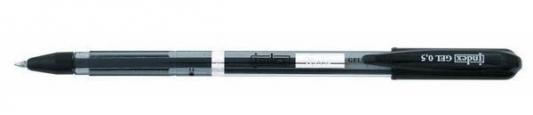Гелевая ручка Index Reed черный 0.5 мм IGP111/BK