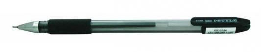 Гелевая ручка Index I-Style черный 0.5 мм IGP117/BK IGP117/BK гелевая ручка index silver черный 0 5 мм igp113 bk igp113 bk