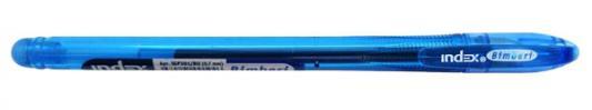 Гелевая ручка Index Bimberi синий 0.7 мм IGP301/BU IGP301/BU