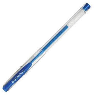 Гелевая ручка SPONSOR SGP01/BU синий 0.5 мм  SGP01/BU