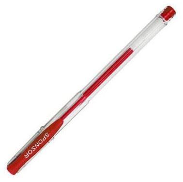 Гелевая ручка SPONSOR SGP01/RD красный 0.5 мм
