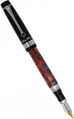 Перьевая ручка Flavio Ferrucci Alchimia FF-FP0331 хромированные детали FF-FP0331