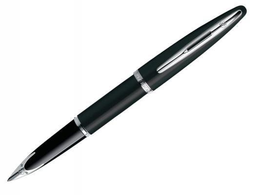 Перьевая ручка Waterman Carene Charcoal Grey ST WAT-S0700440 перо F