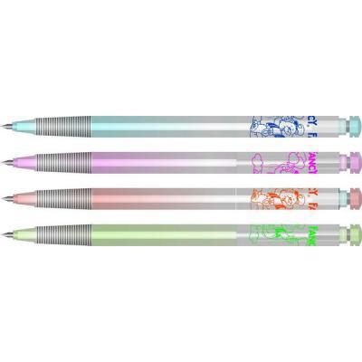 Шариковая ручка автоматическая Action! FANCY синий 0.5 мм FBP152 в ассортименте FBP152
