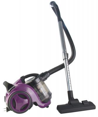 Пылесос GALAXY GL6250 сухая уборка фиолетовый цена и фото