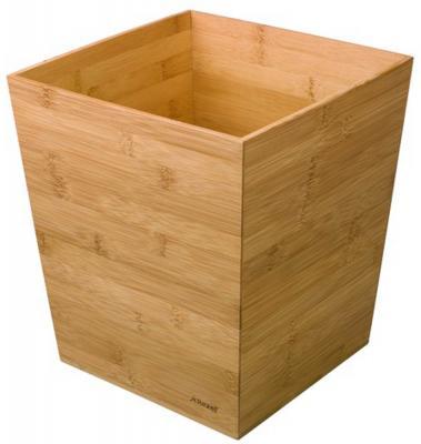 Корзина для мусора Rexel Bamboo 2102372 корзина для мусора kassatex kensington aks wb