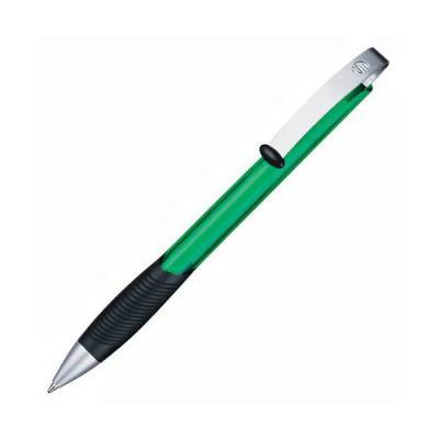 цена на Шариковая ручка автоматическая Senator Matrix Gel Clear черный 0.5 мм 2313/З 2313/З