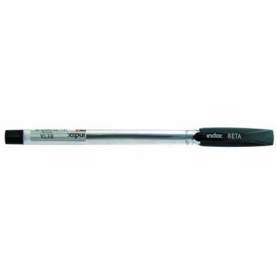 Шариковая ручка Index BETA черный 0.7 мм IBP347/BK IBP347/BK