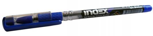 Шариковая ручка Index Elbrus синий 0.5 мм IBP307/BU