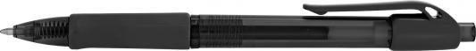 Шариковая ручка автоматическая Index IBP602/BK черный 0.7 мм finedesign index 14 серебристый