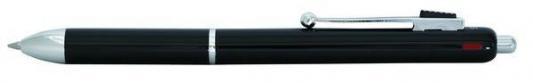 Ручка многофункциональная автоматическая Index IMWT1135/BK/бшк красный синий зеленый автокарандаш
