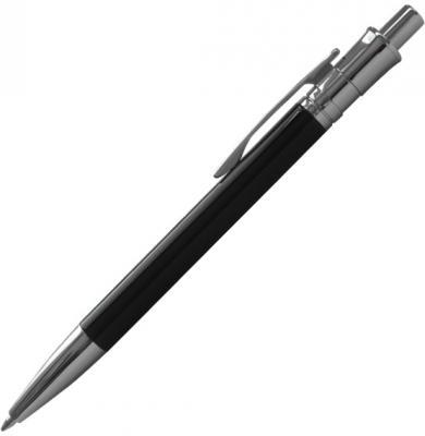 Фото - Шариковая ручка автоматическая Index IMWT1143/BK синий 0.5 мм шариковая ручка автоматическая index imwt200 bk sl синий 0 7 мм