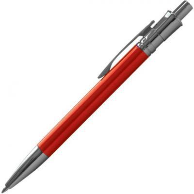 Шариковая ручка автоматическая Index IMWT1143/RD синий 0.5 мм шариковая ручка автоматическая index vinson красный 0 7 мм ibp416 rd
