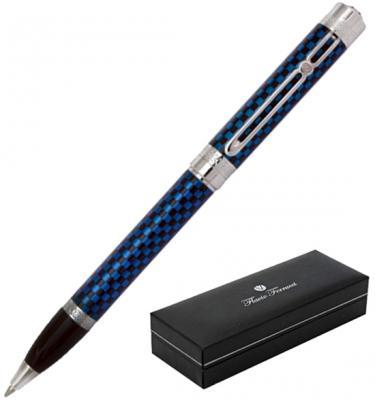 цены Шариковая ручка поворотная Flavio Ferrucci Quadretto синий FF-BP1811 FF-BP1811