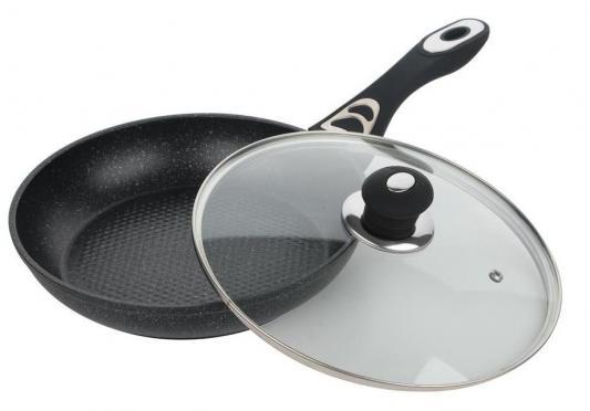 Сковорода Bekker 3770-BK 30 см алюминий