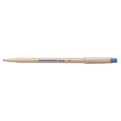 Шариковая ручка автоматическая Paper Mate REPLAY синий 1 мм