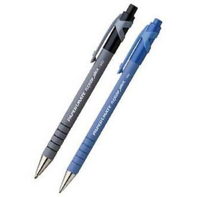 Набор шариковых ручек автоматическая Paper Mate Flexgrip Ultra 2 шт синий 1 мм PM-S0181232 PM-S0181232