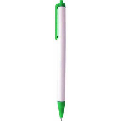 Шариковая ручка автоматическая SPONSOR SLP010-GN синий 0.7 мм  SLP010-GN