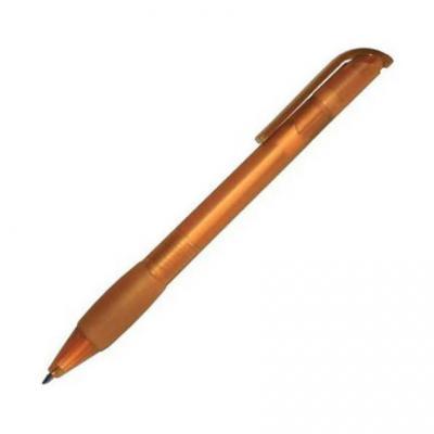 Шариковая ручка автоматическая SPONSOR SLP020-OR синий 0.7 мм