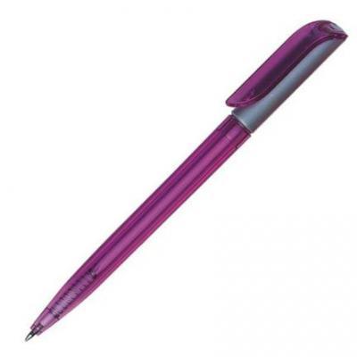Шариковая ручка автоматическая SPONSOR SLP022-VL синий 0.7 мм SLP022-VL высота vl 3х9