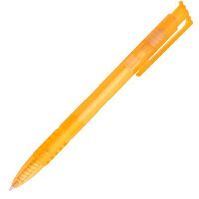 Шариковая ручка автоматическая SPONSOR SLP032/OR синий 0.7 мм  SLP032/OR