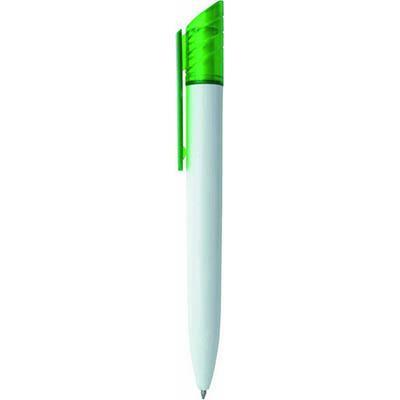 Шариковая ручка автоматическая SPONSOR SLP037-GN синий 0.7 мм  SLP037-GN