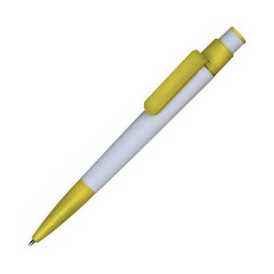 Шариковая ручка автоматическая SPONSOR SLP038-YL  SLP038-YL