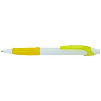 Шариковая ручка автоматическая SPONSOR SLP041C/YL  SLP041C/YL