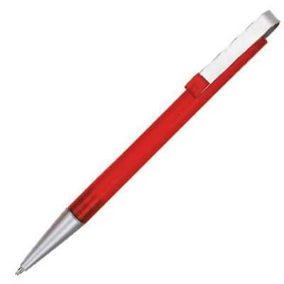Шариковая ручка автоматическая SPONSOR SLP050/RD синий 0.7 мм  SLP050/RD