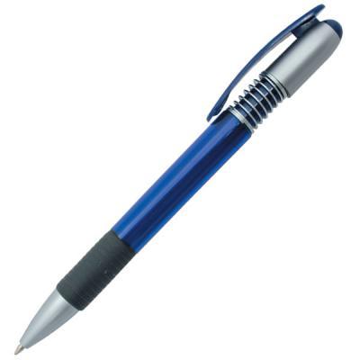 Шариковая ручка автоматическая SPONSOR SLP074-BU синий 0.7 мм  SLP074-BU