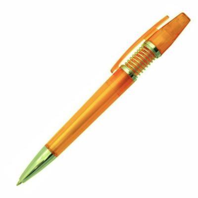 Шариковая ручка автоматическая SPONSOR SLP077-YL  SLP077-YL
