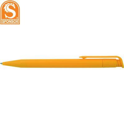 Шариковая ручка автоматическая SPONSOR SLP013A/OR синий 0.7 мм
