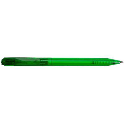 Шариковая ручка автоматическая SPONSOR SLP100B/GN синий 0.7 мм  SLP100B/GN