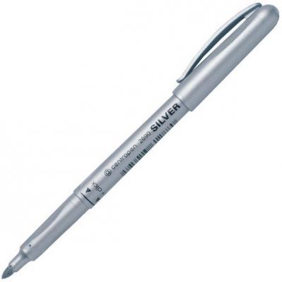 Маркер перманентный Centropen 2690/1СЕР 3 мм серебристый 2690/1СЕР