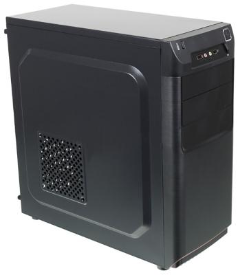 Корпус ATX Accord ACC-B305 Без БП чёрный бп atx 400 вт accord acc 400 12