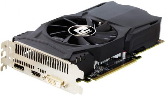 Видеокарта 2048Mb PowerColor RX 460 PCI-E HDMI DVI DP HDCP AXRX 460 2GBD5-DH/OC Retail