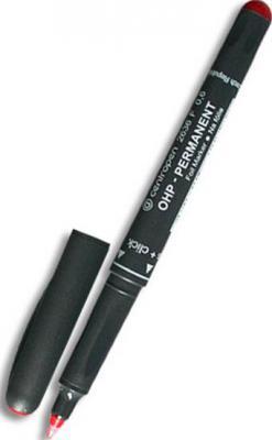 Маркер перманентный Centropen 2636/1К 0.6 мм красный маркер перманентный centropen 2536 1к 1 мм красный