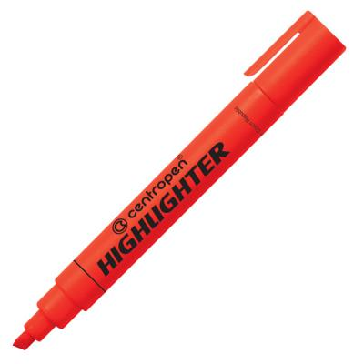 Маркер флуоресцентный Centropen 8852/1К красный 8852/1К маркер флуоресцентный centropen 8722 1к красный