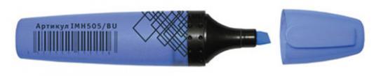 Текстмаркер Index IMH505/BU 1 мм голубой  IMH505/BU