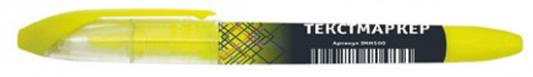 Фломастер Index IMH500/YL желтый