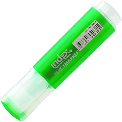 Текстмаркер, цвет- зеленый IMH100/GN