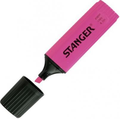 Текстмаркер Stanger 2000-04-18 1 мм розовый