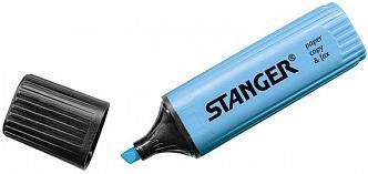 Текстмаркер Stanger 2000-05-18 1 мм голубой текстмаркер stanger 1 мм голубой 18 00 59