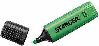 Текстмаркер Stanger 2000-06-18 1 мм зеленый текстмаркер stanger 1 мм голубой 18 00 59