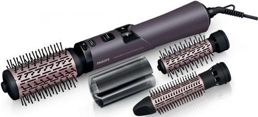 Фен-щетка Philips HP8666/00 фен щетка philips hp8661 00 черный