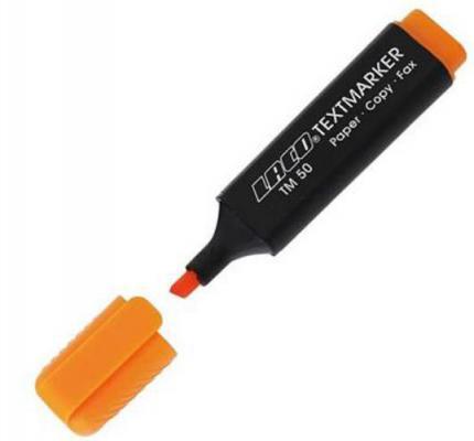 Текстмаркер Laco TM 50 1 мм оранжевый 2614019 2614019